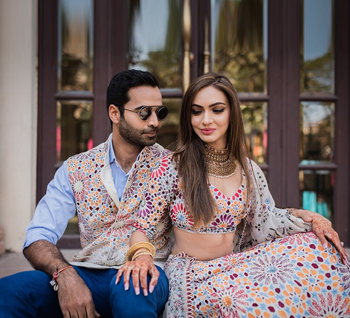 Honeymoon Outfits for India