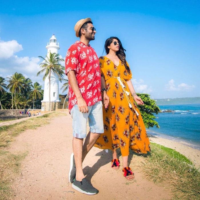 Honeymoon Outfits for Tropical Places