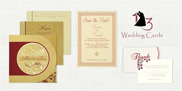 What are the major factors to consider at the time of ordering customize wedding invitations?