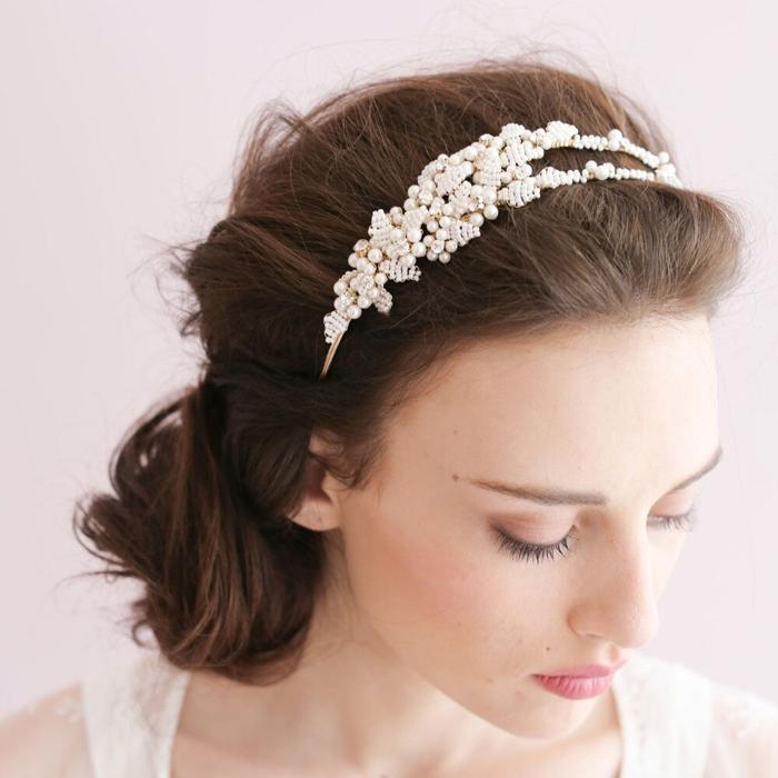 Headband tiara