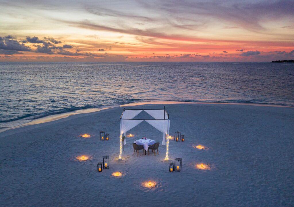 Maldives Ithaafushi -Honeymoon destination