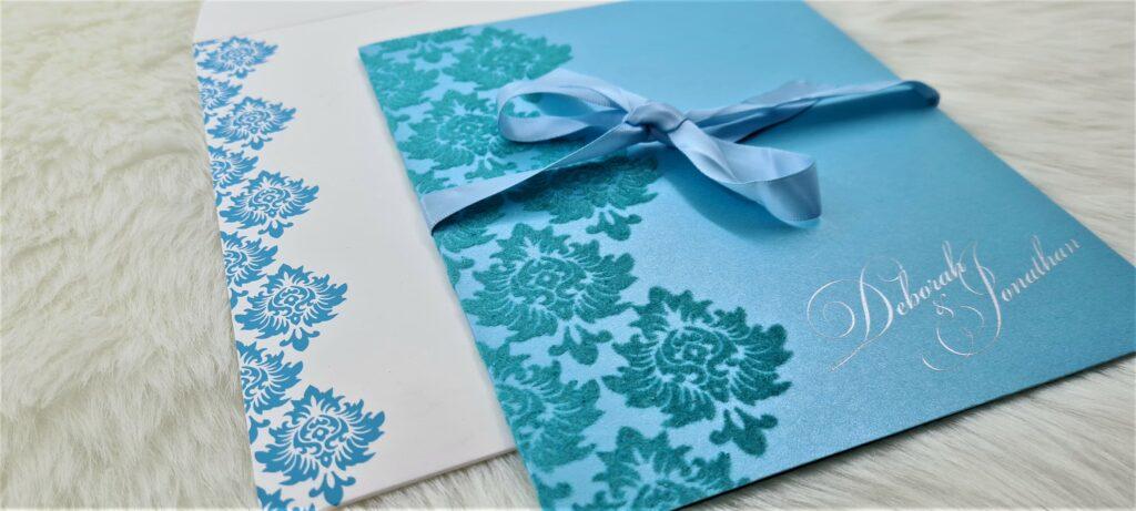 sustainable wedding cards