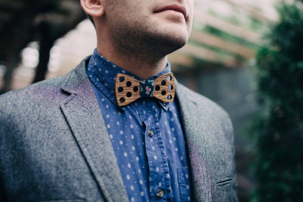 Bow Ties as Groom Accessories