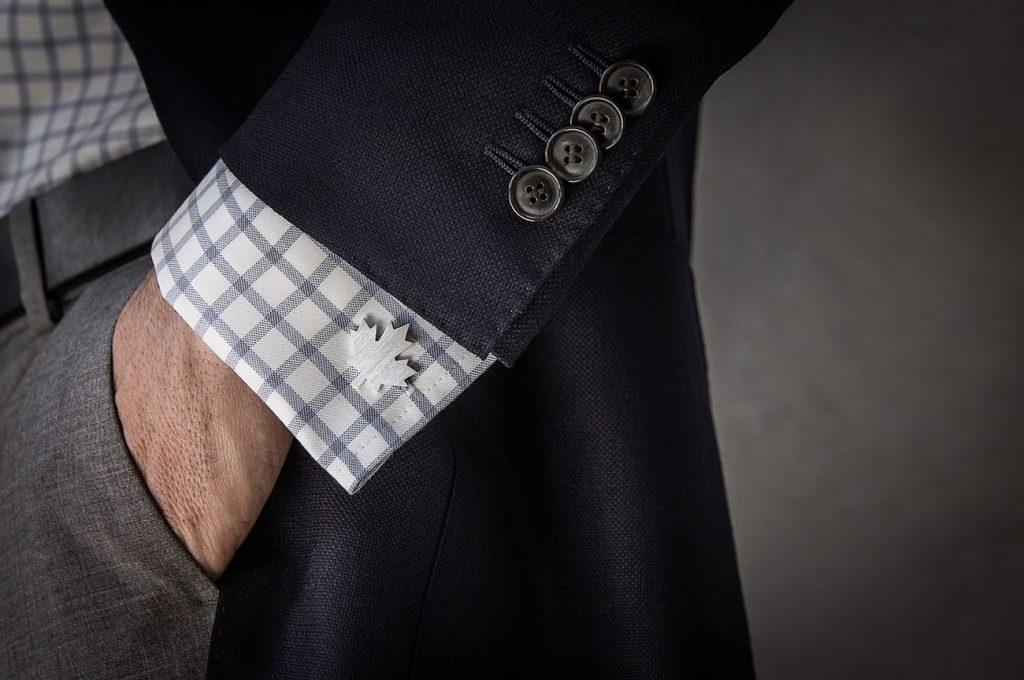 Cuff-Links Groom Accessories