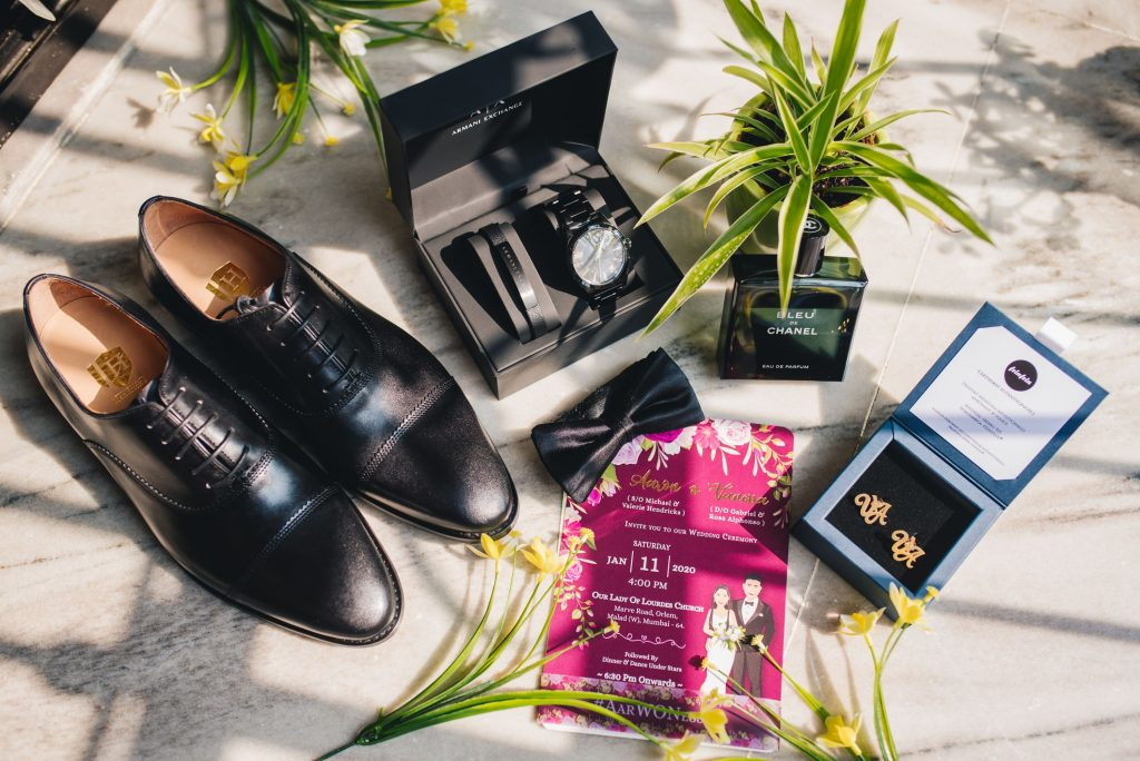 The List of the Most Amazing Groom Accessories