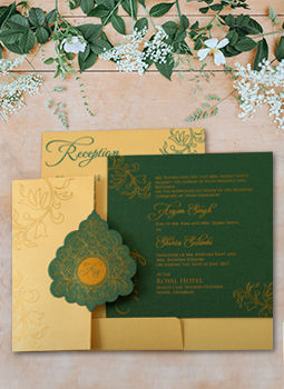 Indian Wedding Invitations | Wedding Cards | 123WeddingCards