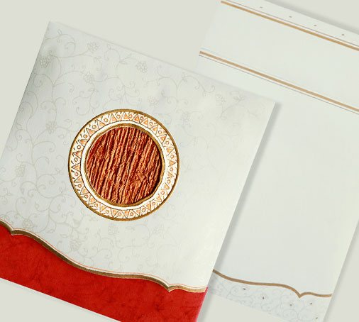 Classic Indian Wedding Cards- 123WeddingCards