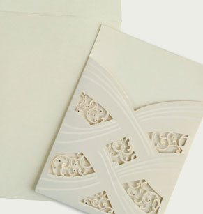 Designer Wedding Invitations - 123WeddingCards