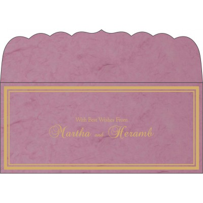 Money Envelopes 112 - 123WeddingCards