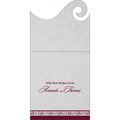 Money Envelopes 658 - 123WeddingCards
