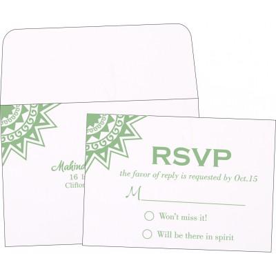 RSVP Cards 6460 - 123WeddingCards