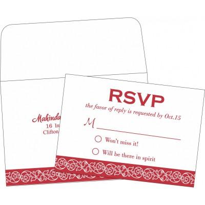 RSVP Cards 7022 - 123WeddingCards