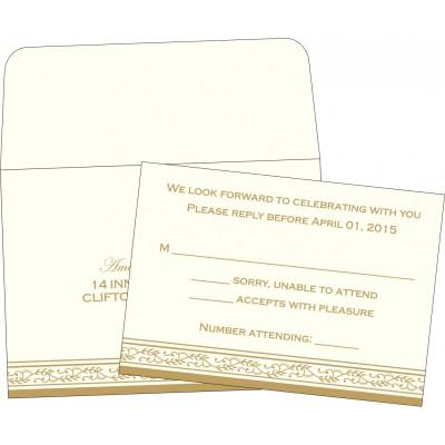 RSVP Cards RSVP-8202D - 123WeddingCards