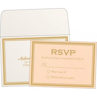 RSVP Cards RSVP-8203E - 123WeddingCards