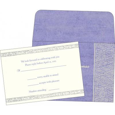 RSVP Cards 736 - 123WeddingCards