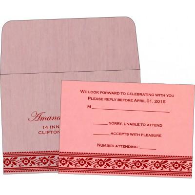 RSVP Cards 1770 - 123WeddingCards