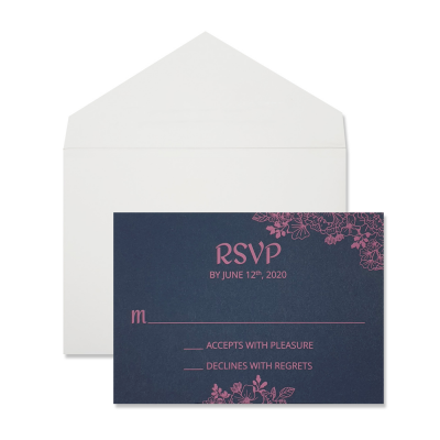 RSVP Cards 7299 - 123WeddingCards
