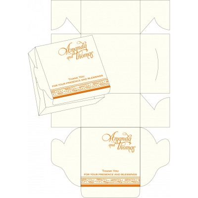 Cake Sweet Boxes SB-8202B - 123WeddingCards