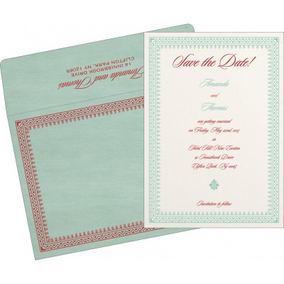 Save The Date Cards STD-8205N - 123WeddingCards