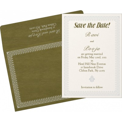 Save The Date Cards 364 - 123WeddingCards