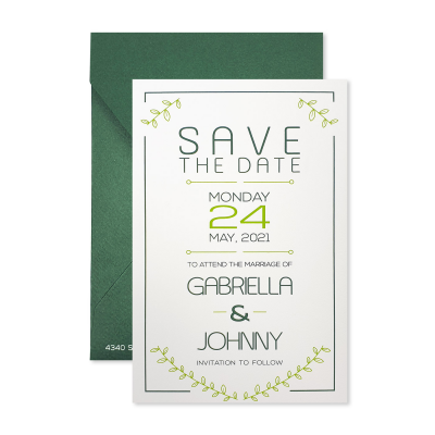 Save The Date Cards 7216 - 123WeddingCards