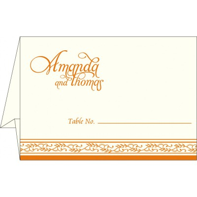 Place Cards TC-8202B - 123WeddingCards