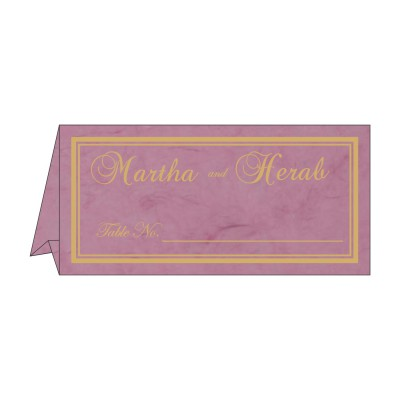 Place Cards TC-8203H - 123WeddingCards