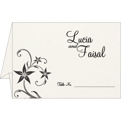 Place Cards 2123 - 123WeddingCards