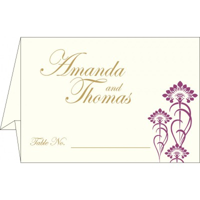 Place Cards 3063 - 123WeddingCards