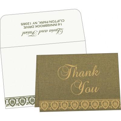 Thank You Cards 5205 - 123WeddingCards
