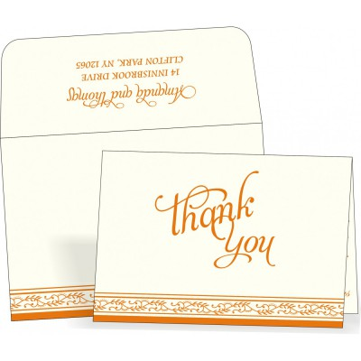Thank You Cards TYC-8202B - 123WeddingCards