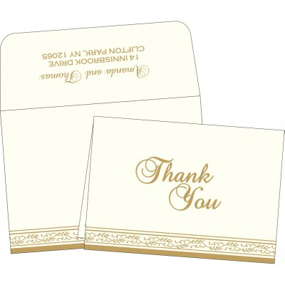 Thank You Cards TYC-8202D - 123WeddingCards