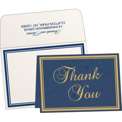 Thank You Cards TYC-8203B - 123WeddingCards
