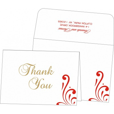 Thank You Cards - TYC-8223C