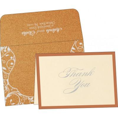 Thank You Cards 2429 - 123WeddingCards