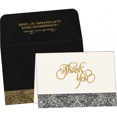 Thank You Cards 2636 - 123WeddingCards