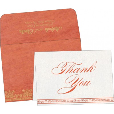 Thank You Cards - TYC-8241K