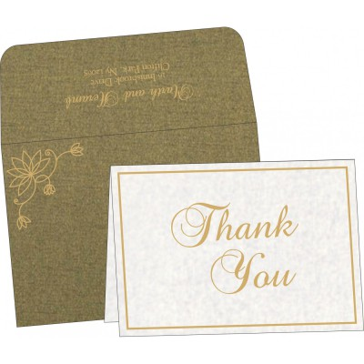 Thank You Cards 3986 - 123WeddingCards