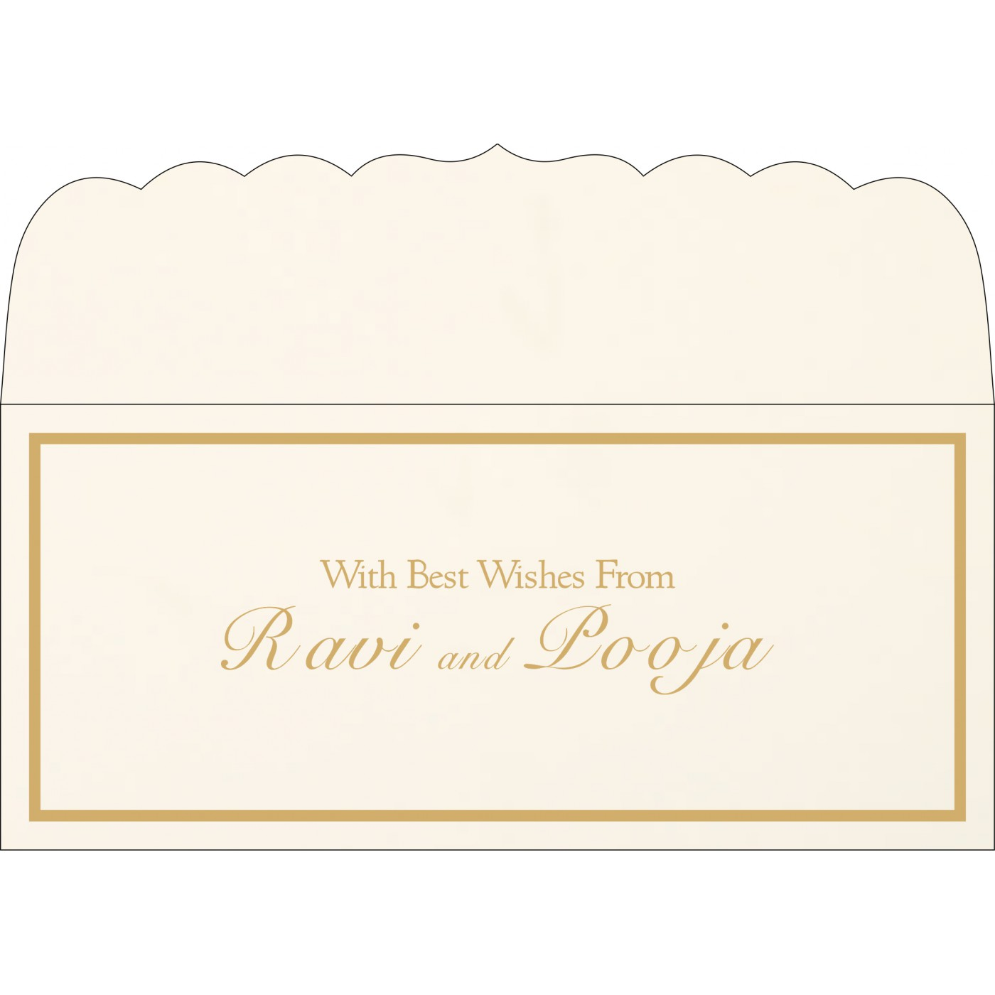 Money Envelopes : ME-1144 - 123WeddingCards