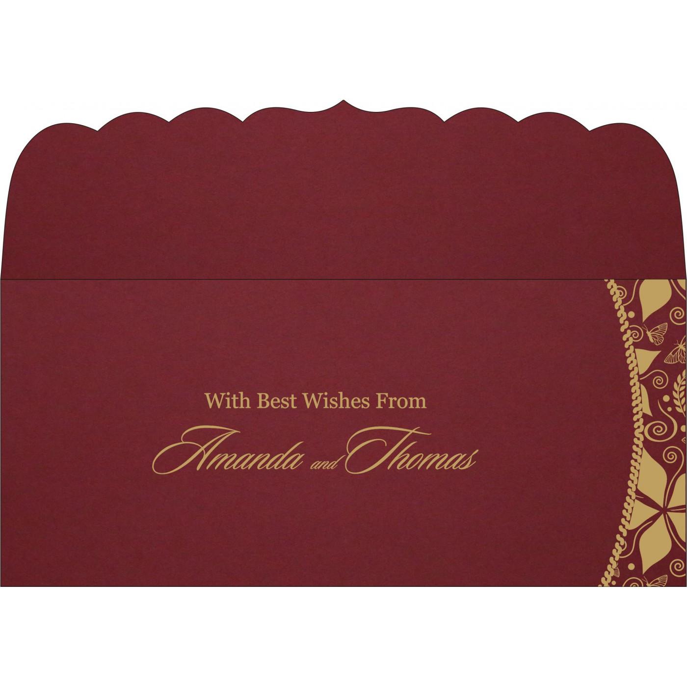 Money Envelopes : ME-1169 - 123WeddingCards