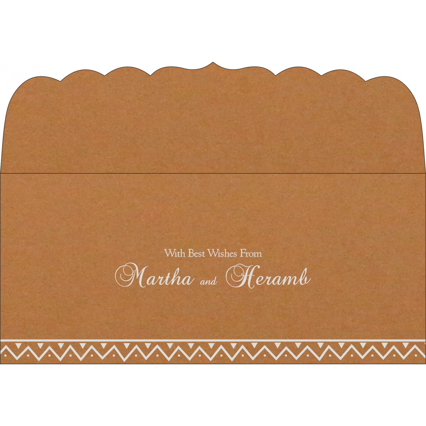 Money Envelopes : ME-1178 - 123WeddingCards