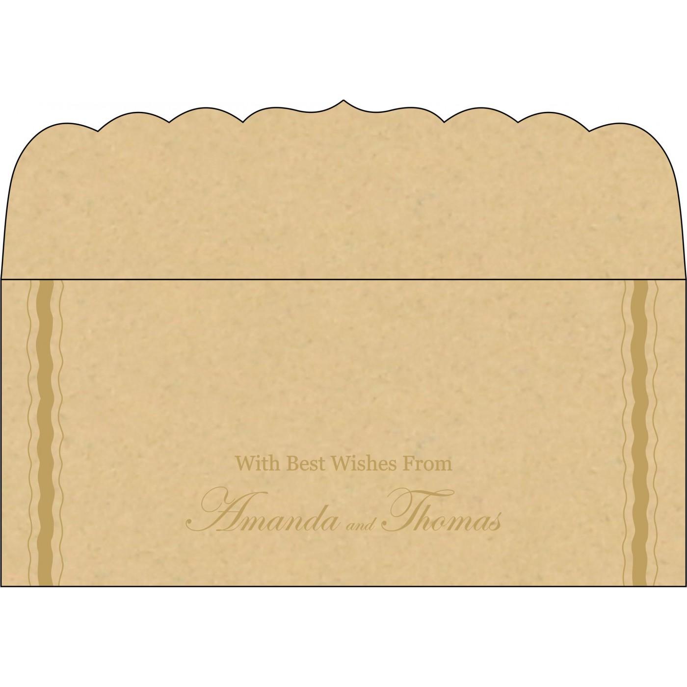Money Envelopes : ME-1187 - 123WeddingCards