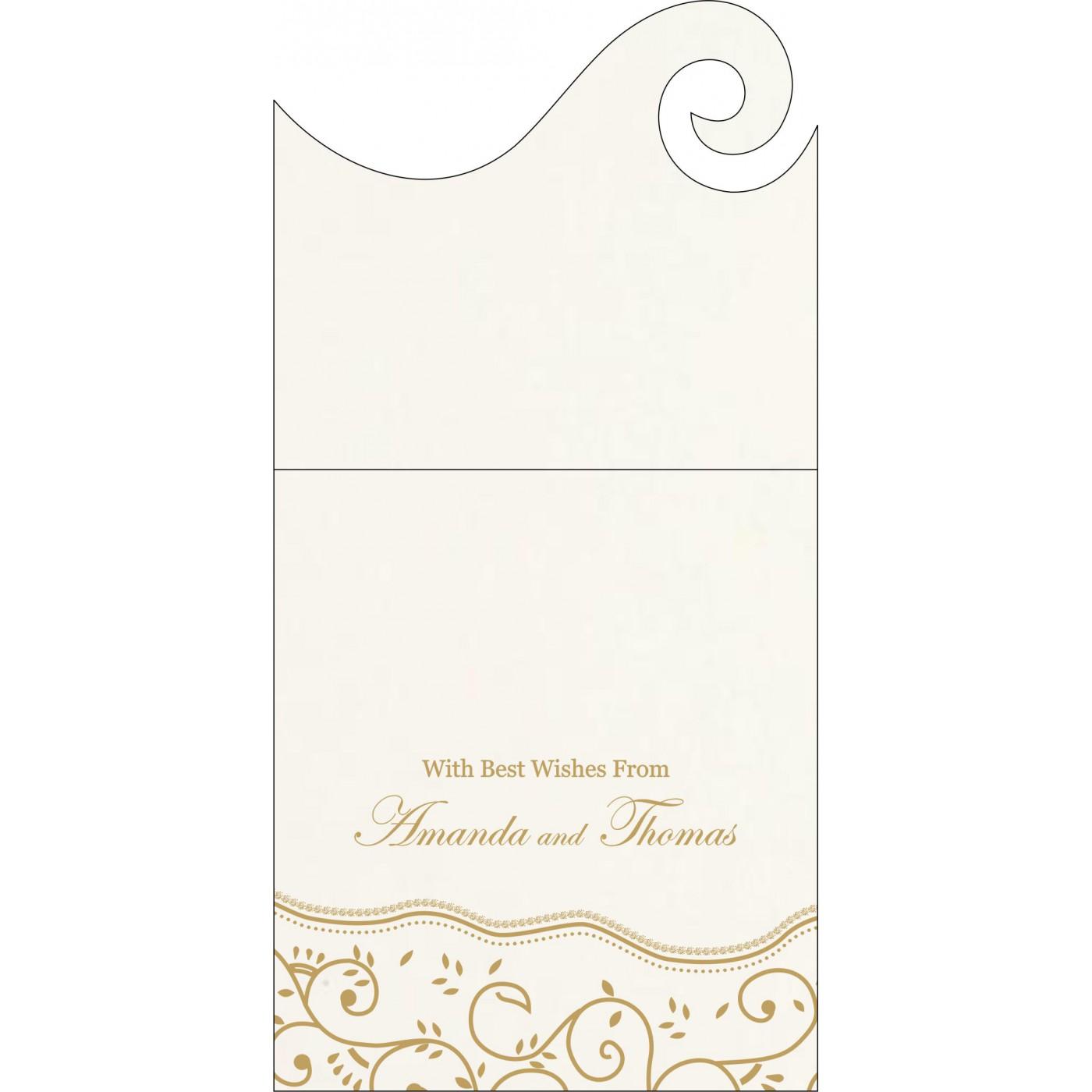 Money Envelopes : ME-1197 - 123WeddingCards