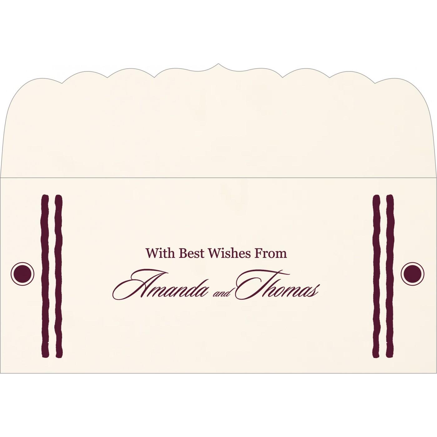Money Envelopes : ME-1204 - 123WeddingCards