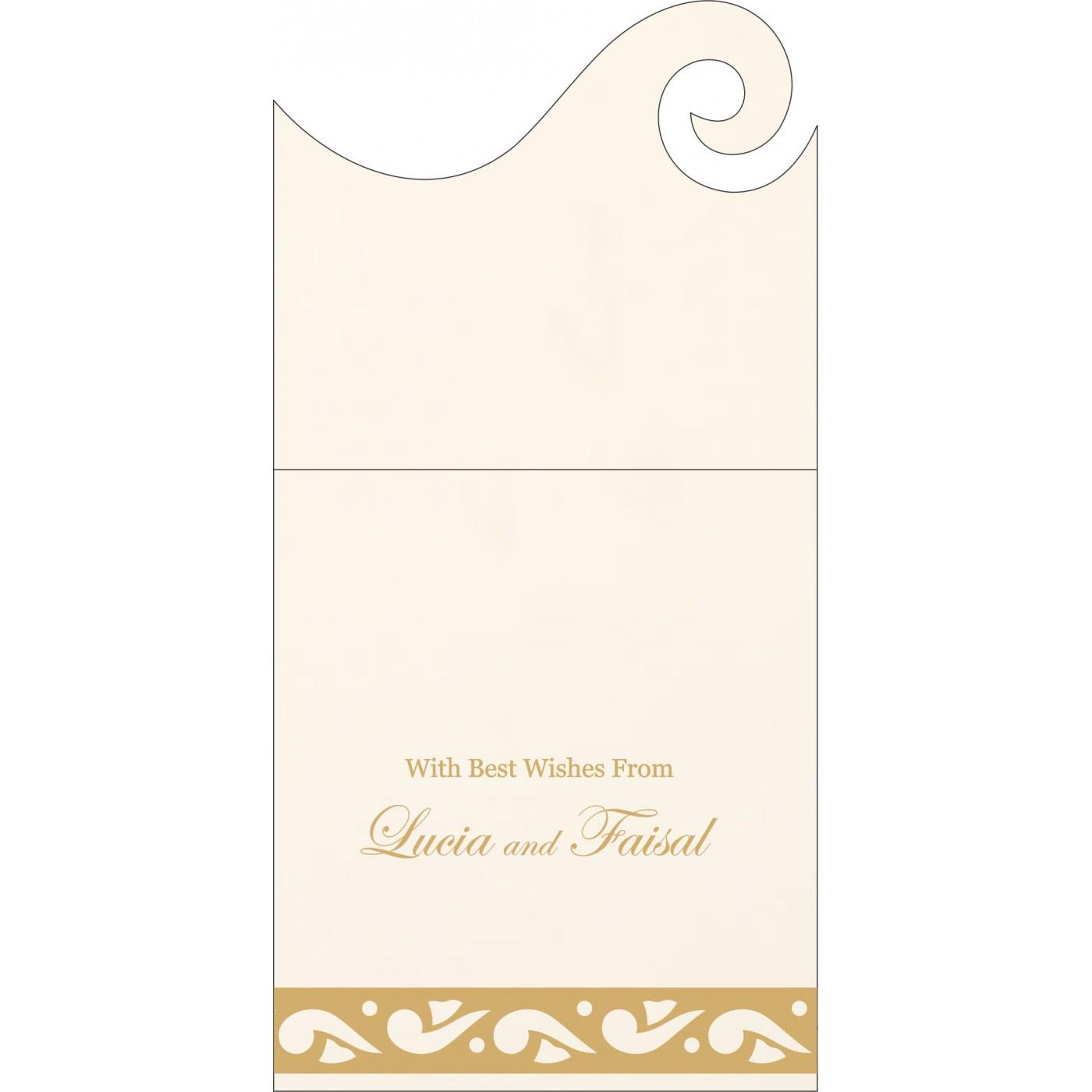 Money Envelopes : ME-1225 - 123WeddingCards