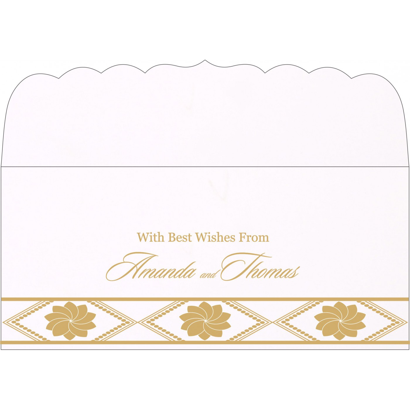 Money Envelopes : ME-1228 - 123WeddingCards