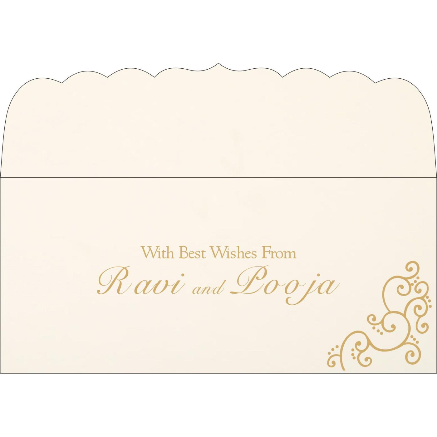 Money Envelopes : ME-1236 - 123WeddingCards
