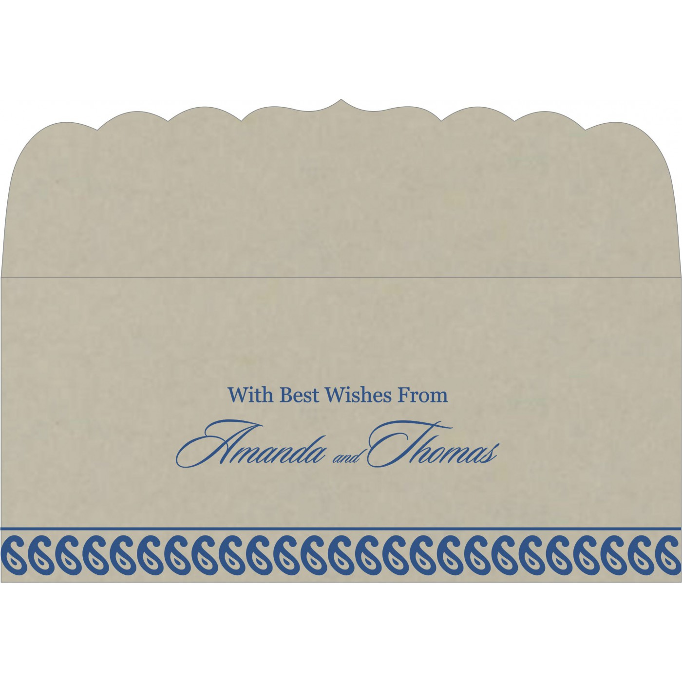 Money Envelopes : ME-1261 - 123WeddingCards