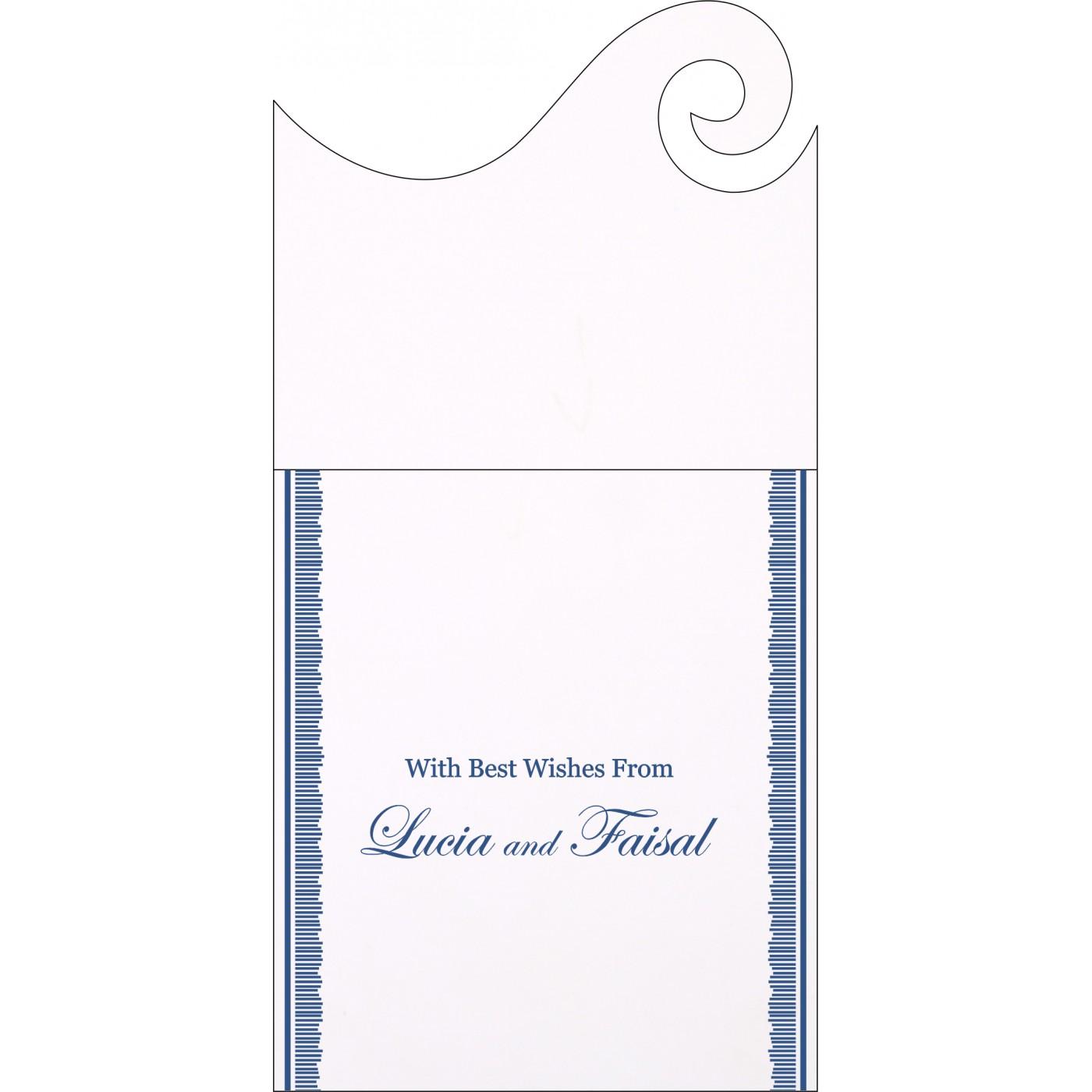 Money Envelopes : ME-1277 - 123WeddingCards