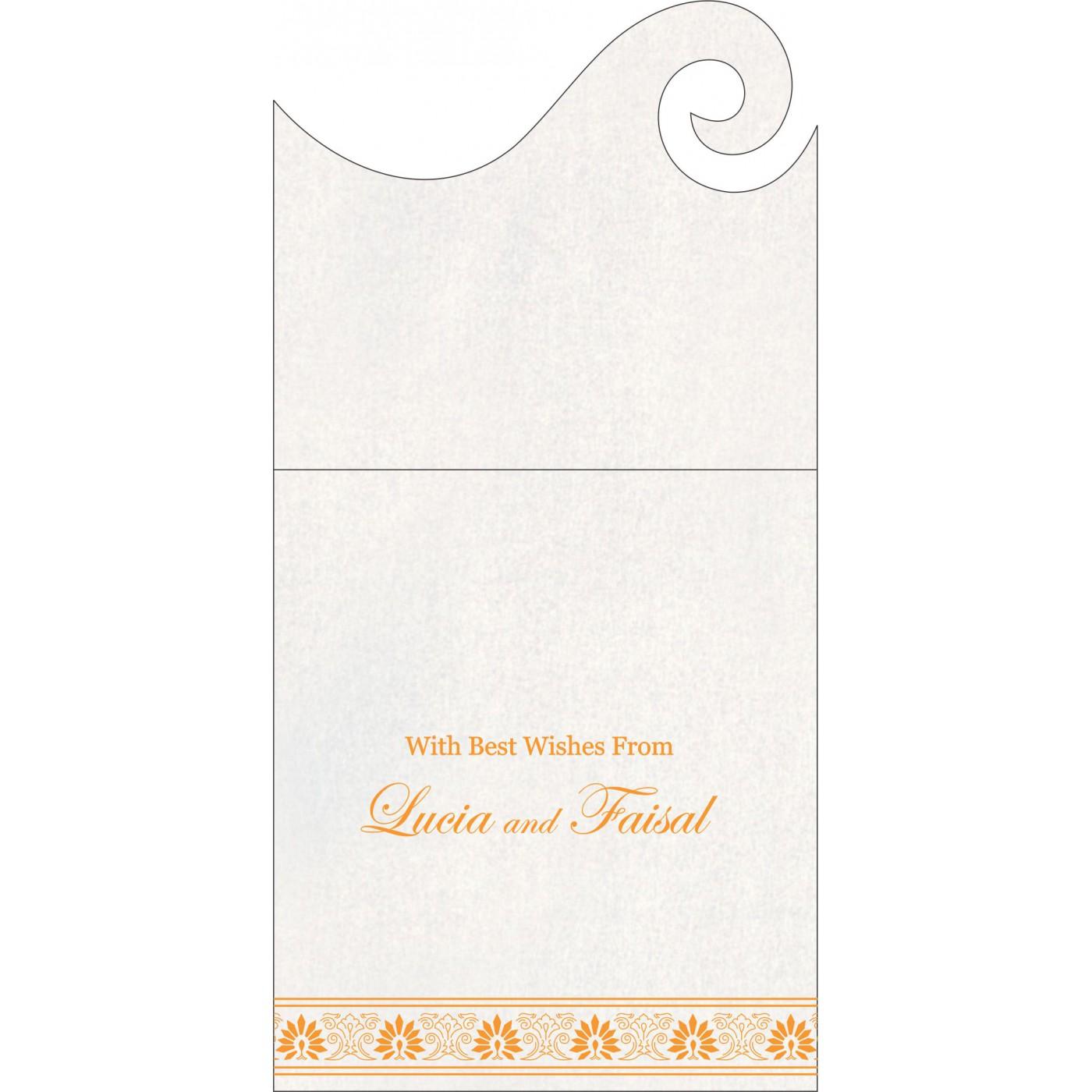 Money Envelopes : ME-1296 - 123WeddingCards